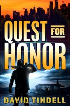 Ebook cover: Quest for Honor
