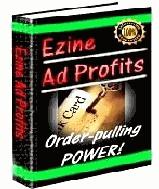 Ebook cover: Ezine Ad Profits