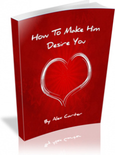 Ebook cover: How To Make Him Desire You