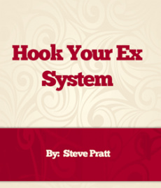 Ebook cover: Hook Your Ex System (For Men and Women)