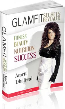 Ebook cover: Glamfit Secrets Revealed