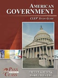Ebook cover: American Government CLEP test