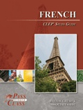 Ebook cover: French CLEP test