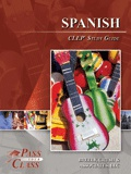 Ebook cover: Spanish CLEP test