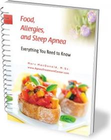 Ebook cover: Food, Allergies, and Sleep Apnea