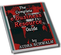 Ebook cover: The Complete E-Business Resource Guide