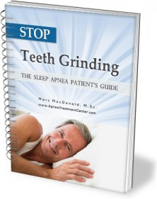 Ebook cover: Stop Teeth Grinding