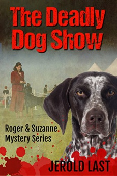 Ebook cover: The Deadly Dog Show