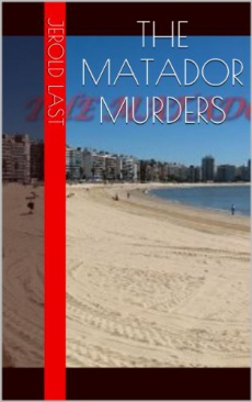 Ebook cover: The Matador Murders