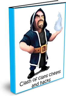 Ebook cover: Clash of clans cheats and hacks