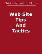 Ebook cover: Website Tips And Tactics