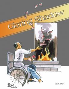 Ebook cover: Glaring Shadow