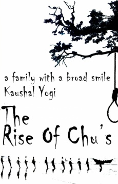 Ebook cover: The Rise Of Chu's- a family with a broad smile