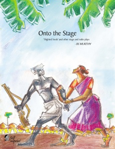 Ebook cover: Onto the Stage