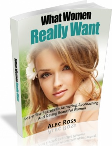 Ebook cover: What Women Really Want