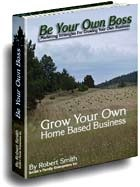 Ebook cover: Be Your Own Boss
