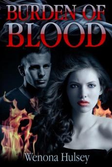 Ebook cover: Burden of Blood