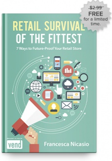 Ebook cover: Retail Survival of the Fittest