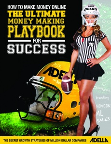 Ebook cover: How to Make Money Online: The Ultimate Money Making PlayBook for Success