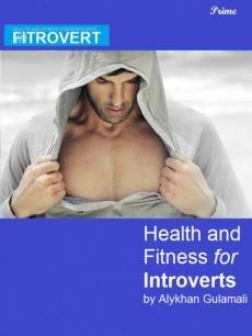 Ebook cover: Fitrovert Prime