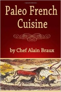 Ebook cover: Paleo French Cuisine