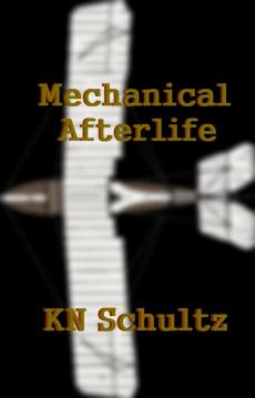 Ebook cover: Mechanical Afterlife