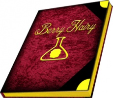 Ebook cover: Berry Hairy