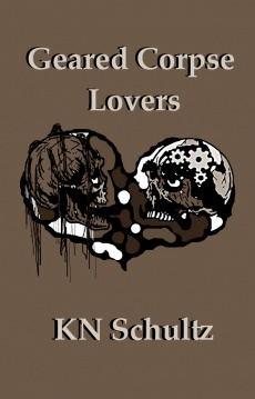 Ebook cover: Geared Corpse Lovers