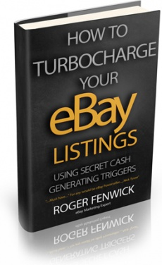 Ebook cover: How to Turbo Charge Your eBay Listings  Using Secret Cash Generating Triggers