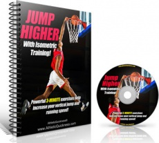 Ebook cover: Jump Higher with Isometric Training