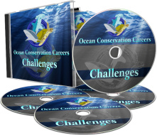Ebook cover: Ocean Conservation Careers