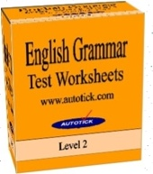 Ebook cover: Autotick English