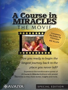 Ebook cover: A Course in Miracles