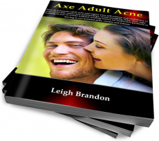 Ebook cover: Axe Adult Acne