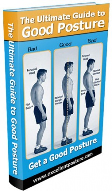 Ebook cover: The Ultimate Guide to Good Posture