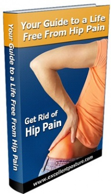 Ebook cover: Get Rid of Hip Pain