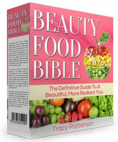 Ebook cover: The Beauty Food Bible: Feed Yourself 20 Years Younger