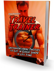 Ebook cover: Travel Trainer
