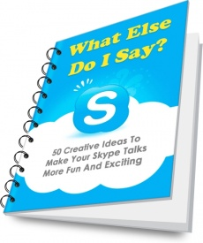 Ebook cover: What Else Do I Say?