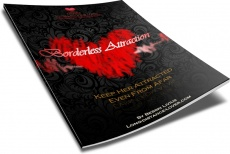 Ebook cover: Borderless Attraction Guide
