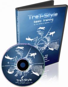 Ebook cover: TreT Style Dog Training