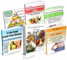 Ebook cover: Grain-Free Fat Loss