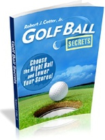Ebook cover: Golf Ball Secrets