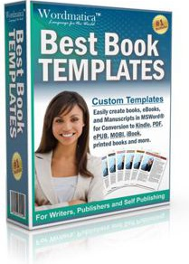 Ebook cover: Best Book Templates