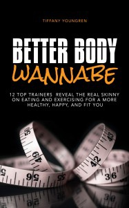 Ebook cover: Better Body Wannabe