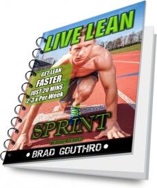 Ebook cover: Live Lean Sprint