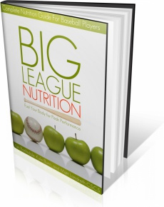 Ebook cover: Big League Nutrition