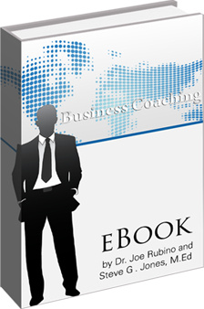 Ebook cover: Business Coaching Certification