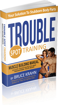 Ebook cover: The Trouble Spot Training
