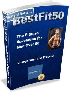 Ebook cover: The Fitness Revolution for Men Over 50